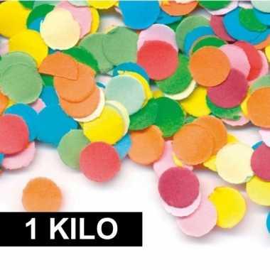 1 kilo multicolor snippers