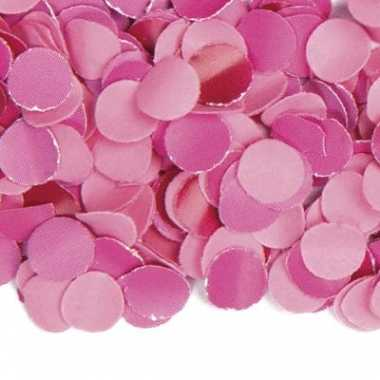 100 gram confetti snippers roze