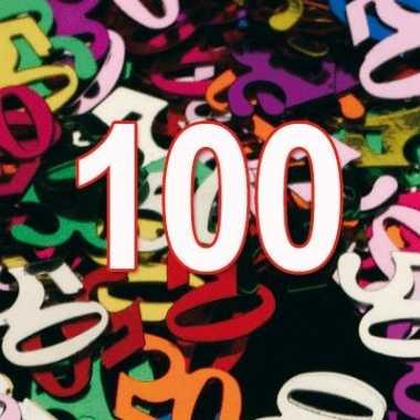 Confetti 100 in alle kleuren