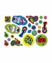 Confetti 50 jaar 300 gram