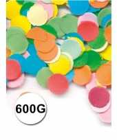 Multicolor 600 grams snippers confetti